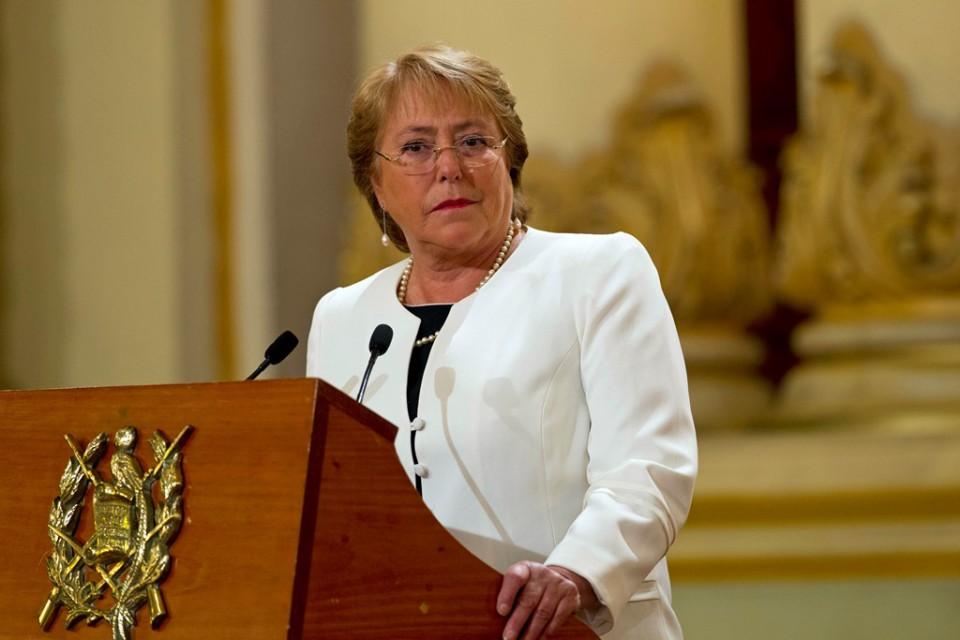 Chile Bachelet