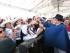 El presidente Rafael Correa durante su Enlace Ciudadano en el estadio Municipal de San Juan de Ilumán, Imbabura. Foto: Eduardo Santillán / Presidencia de la República