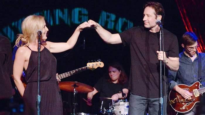 Gillian_Anderson y David Duchovny. Foto: nbcnews.com