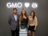 Andres Mantilla (Gerente General GMO), Ericka Vélez y Fátima Pacheco (Jefe de Marketing)