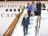 El presidente de Francia, Francois Hollande. llega a La Habana, Cuba, el 10 de mayo de 2015. Foto: EFE