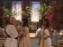 """Actores y actrices participan en una escena de la telenovela """"Moisés y los diez mandamientos"""" en los estudios RcNov en Río de Janeiro, Brasil. (AP Foto/Leo Correa)"""