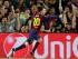 Foto de archivo. El jugador del Barcelona, Lionel Messi, festeja un gol contra Bayern Munich por las semifinales de la Liga de Campeones el miércoles, 6 de mayo de 2015, en Barcelona. (AP Photo/Manu Fernandez).