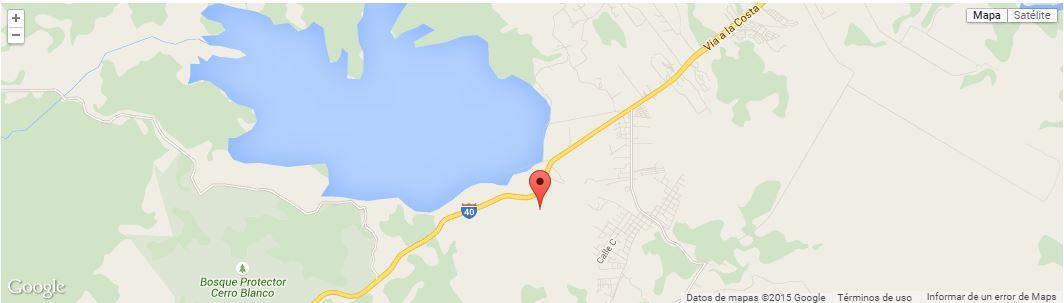 Santuario de la Divina Misericordia, según Google Maps
