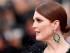"""Julianne Moore posa para un retrato al llegar a la función de estreno de """"La Tete Haute"""" (""""Standing Tall"""") en la 68a edición del Festival de Cine de Cannes en Francia el 13 de mayo de 2015. (Foto AP/Thibault Camus)"""