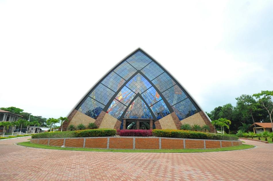 Santuario de la Divina Misericordia, en Guayaquil.
