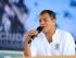 Quito (Pichincha), 6 jun 2015.- El Presidente de la República, Rafael Correa, realizó el Enlace Ciudadano 427 en la Liga Comunal Chilibulo, al sur occidente de la capital. Cientos de ciudadanos participaron en la rendición de cuentas semanal del Mandatario. Foto: Carlos Silva T. / Presidencia de la República.