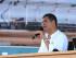 Muey (Santa Elena), 19 jun 2015.- El Presidente de la República, Rafael Correa, realizó el Enlace Ciudadano 429 desde la localidad de Muey en la provincia de Santa Elena. Cientos de ciudadanos participaron. Foto: Pablo Reinoso / Presidencia de la República