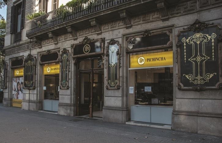 banco pichincha espa a cumple cinco a os en europa la