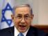 El primer ministro israelí, Benjamin Netanyahu, habla durante su reunión semanal de gabinete, el domingo 14 de junio de 2015, en su oficina en Jerusalén. (Gali Tibbon/Fotografía Pool vía AP)
