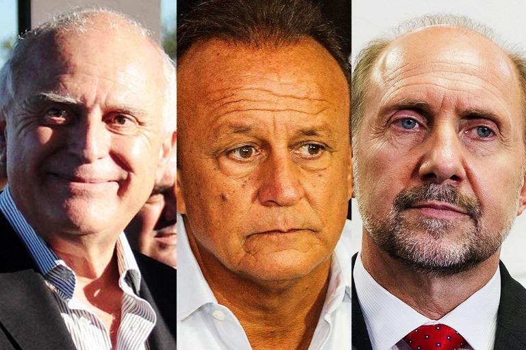 Candidatos Santa Fe 2015