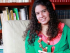 María Gómez, poeta colombiana. Foto de delcastilloencantado.blogspot.com