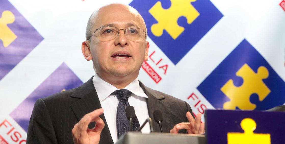 fiscal general de Colombia, Eduardo Montealegre