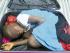 Adou, la historia del niño que llegó a España escondido en una maleta. Foto tomada de www.paraguay.com