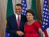 Obama busca desterrar tensiones y potenciar el comercio en visita de Rousseff. Foto de Archivo, La República.