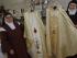 Monjas de Santo Domingo elaboran el vestuario del Papa Francisco en Ecuador. Foto de www.eldiario.ec