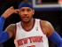 Foto de archivo. Carmelo Anthony durante un partido de la NBA con su equipo New York Knicks. Foto AP.
