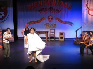 Ladies Night, obra de teatro. Foto de Miguel Molina para La República.