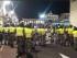 La Plaza Grande, la noche del 25 de junio de 2015. Foto de Ecuavisa.