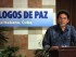 El comandante de las FARC-EP Pastor Alape en el Palacio de Convenciones de La Habana (Cuba). EFE/Ernesto Mastrascusa
