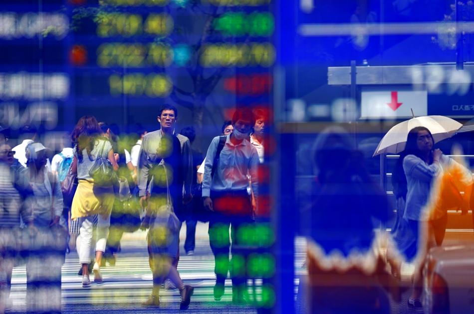 Asia mercados