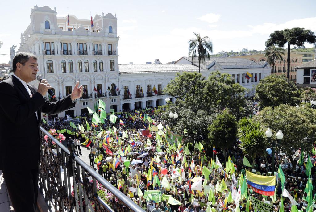 Foto: Mauricio Muñoz / Presidencia de la República