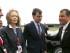 Bruselas (Bélgica), 9 jun 2015.- El Presidente de la República, Rafael Correa, arribó al Aeropuerto Nacional de Bruselas; el Mandatario liderará la cumbre Comunidad de Estados Latinoamericanos y Caribeños (Celac) con la Unión Europea (UE), entre el 10 y el 11 de junio. Foto: Eduardo Santillán / Presidencia de la República