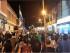 Marcha contra la Ley Galápagos, en Santa Cruz, la noche del 9 de junio de 2015. Foto tuiteada por Galápagos Unidos.