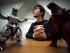 En esta imagen del 20 de mayo de 2015, Shunsuke Fujita, productor del videojuego de Godzilla para Bandai Namco Entertainment, habla del nuevo juego para la PlayStation 4 de Sony en Tokio. Las encarnaciones del monstruo abundan, incluida la versión de Hollywood del año pasado y un nuevo videojuego que sale a la venta a mediados de julio. Pero no esperen referencias a la radiación, característica del reptil mutante. (AP Foto/ Eugene Hoshiko)