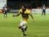 ECUADOR - SANGOLQUI - 27/06/2015 - Independiente del Valle vs Barcelona de Guayaquil, en la foto Ismael Blanco celebra si gol (Barcelona). FOTOS API/JUANCEVALLOS.