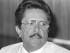 El Prefecto de Pichincha, Fabián Alarcón, el ministro de Finanzas, Blasco Peñaherrera, vicepresidente de la República, León Febres Cordero, Presidente; al fondo, Gustavo Herdoíza, alcalde de Quito. Foto de 1986, publicada por El Comercio.
