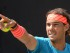 Rafael Nadal durante la final del torneo de Stuttgart contra Viktor Troicki el domingo 14 de junio de 2015 (Marijan Murat/dpa, via AP).