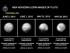 Cuatro imágenes de Plutón, tomadas por la nave espacial New Horizons y mejoradas por computadora en una imagen proporcionada por la NASA/Johns Hopkins University Applied Physics Laboratory/Southwest Research Institute del 11 de junio del 2015. New Horizons está cerca de Plutón, tras una increíble travesía de nueve años y 4.830 millones de kilómetros. (NASA/Johns Hopkins University Applied Physics Laboratory/Southwest Research Institute via AP)