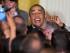 El presidente de Estados Unidos, Barack Obama, estrecha manos tras intervenir en una recepción sobre el orgullo gay en la Casa Blanca, el miércoles 24 de junio de 2015 en Washington. (AP Foto/Evan Vucci)