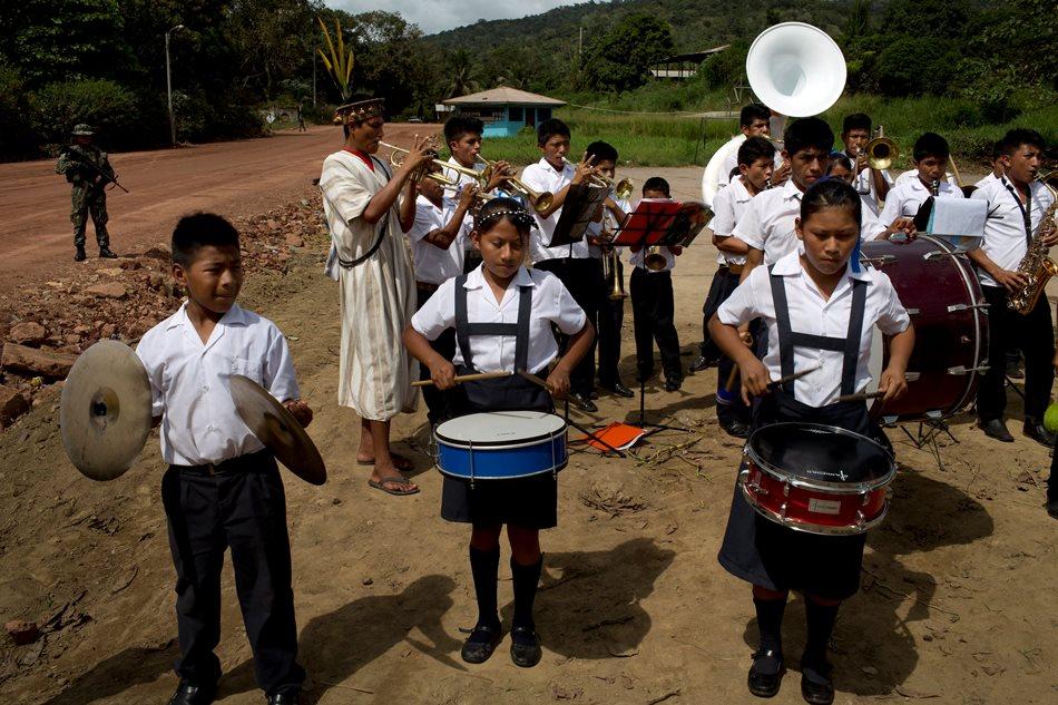PERU-ASHANINKAS