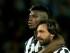 Paul Pogba yAndrea Pirlo reaccionan tras la derrota del Juventus ante el Barsa, el 6 de junio de 2015, en la Final de la Liga de Campeones, en Berlín. EFE/EPA/INA FASSBENDER