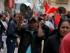 Marcha de trabajadores, el 1 de mayo de 2015, en Cuenca. API