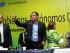 Quito (Pichincha).- El Presidente de la República, Rafael Correa, se reunió con los Gobiernos Autónomos Descentralizados (GAD) hoy en el Centro de Eventos Quitumbe de la ciudad de Quito. Foto: Carlos Silva / Presidencia de la República.