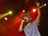 BARCELONA, 10/07/2015.- El rapero y cantautor estadounidense Kendrick Lamar, durante su actuación esta noche en el Festival Cruilla Barcelona 2015, que se celebra en el Parc del Fórum de la capital catalana. EFE / Marta Pérez.