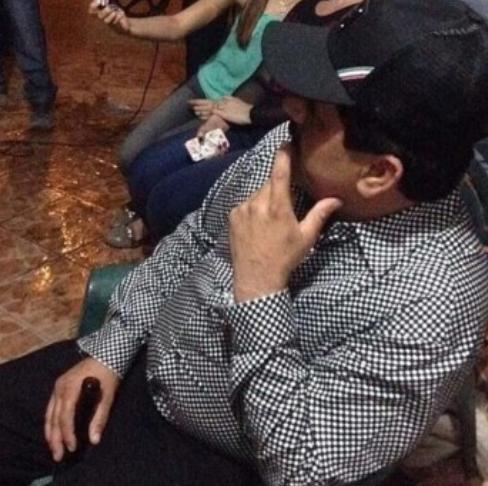 Chapo Guzmán, narcotraficante mexicano. Foto de ElBlogDelNarco