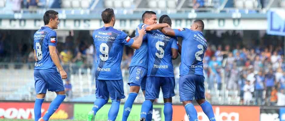 Emelec vs Independiente Foto:API