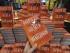 """ARA40 LONDRES (REINO UNIDO) 14/07/2015.- Un ejemplar del nuevo libro de Harper Lee """"Go set a Watchman"""" (Ve y pon un centinela) ya a la venta en una librería en Londres (Reino Unido) hoy, 14 de julio de 2015. La campeona mundial de lectura rápida, la británica Anne Jones, recomendó el esperado libro tras leer en 25 minutos y 31 segundos cerca de 300 páginas. EFE/Andy Rain"""