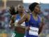 Foto de archivo. La ecuatoriana Ángela Tenorio cruza la meta en los 100 metros de los Juegos Panamericanos de Toronto, el miércoles 22 de julio de 2015 (AP Foto/Mark Humphrey)