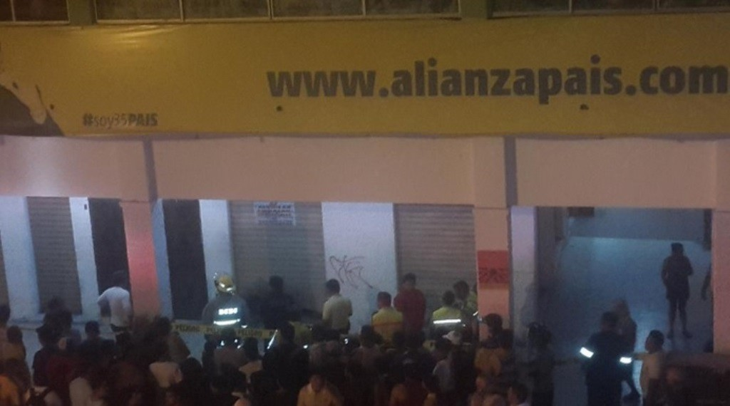 Sede de AP en Gómez Rendón y Esmeraldas, Guayaquil. Foto: Verónica Ramos