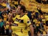 Foto de archivo.  ECUADOR - QUITO - 19/07/2015. Catolica vs Barcelona. En la Foto Brahian Aleman celebra su gol (Barcelona).  FOTOS API/JUAN CEVALLOS.