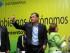 El presidente Rafael Correa se reunió con los Gobiernos Autónomos Descentralizados (GAD) el miércoles 22 de julio de 2015 en el Centro de Eventos Quitumbe de Quito. Foto: Carlos Silva / Presidencia de la República.