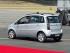 El auto Fiat en que se moviliza el Papa Francisco entre el aeropuerto de Tababela y Quito.