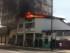 Incendio en la avenida Quito y Padre Solano. Foto: Keyla Salinas