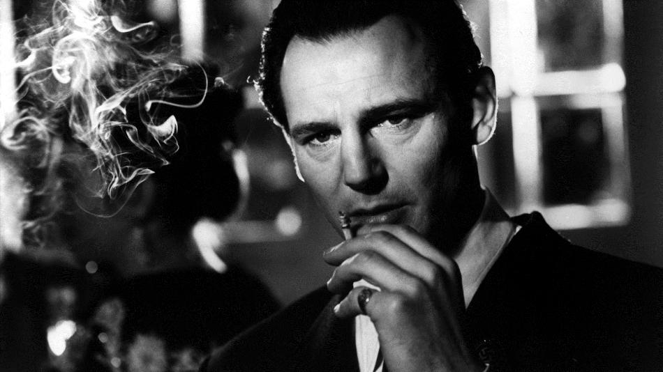 Liam Neeson interpretó a Oskar Schindler.