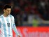 Foto de archivo. El jugador de Argentina, Lionel Messi, durante la definición por penales que Argentina perdió ante Chile por la final de la Copa América el sábado, 4 de julio de 2015, en Santiago, Chile.(AP Photo/Natacha Pisarenko).